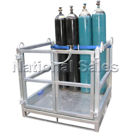 pictures of gas cylinders brisbane - Gas Cylinder Cages