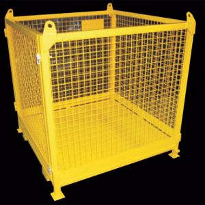 Picture of Crane Goods Cage 2000kg No Gate