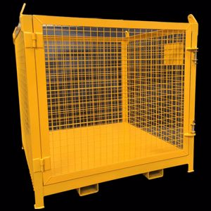 Picture of Crane Goods Cage 2000kg With Gate